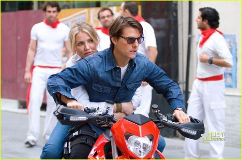 Knight And Day Stills