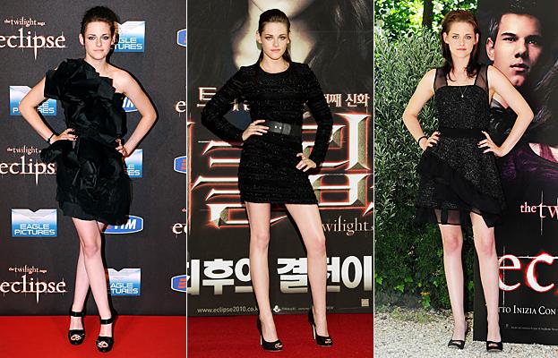 Kristen Stewart's Eclipse Style Staple