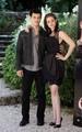 Kristen&Taylor @ Eclipse premiere - Rome - June 17, 2010 - twilight-series photo