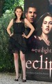Kristen&Taylor @ Eclipse premiere - Rome - June 17, 2010 - twilight-series photo