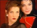 Lisa Marie & Michael - michael-jackson photo