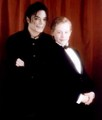 MJ with Mac :p - michael-jackson photo