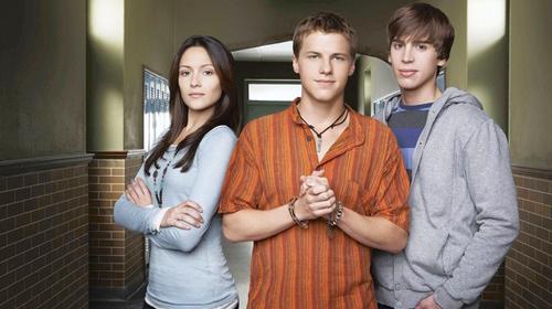 Maggie, Henry, and Jasper