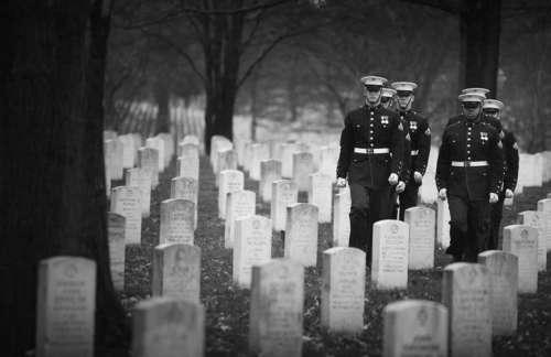 Marine Corps Body Bearers