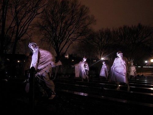Marine Ghosts From Forgotten War