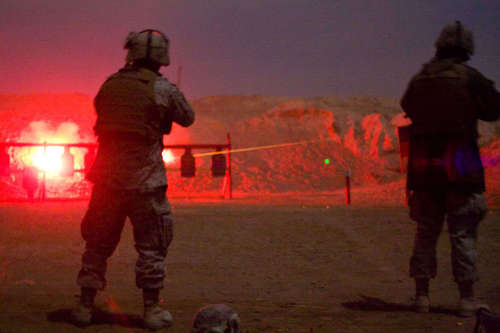 Marines Downrange