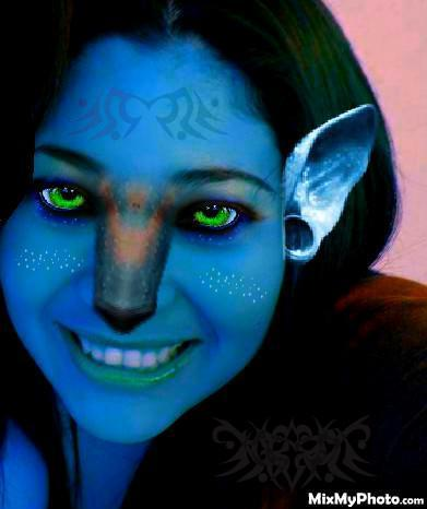 Me as an avatar