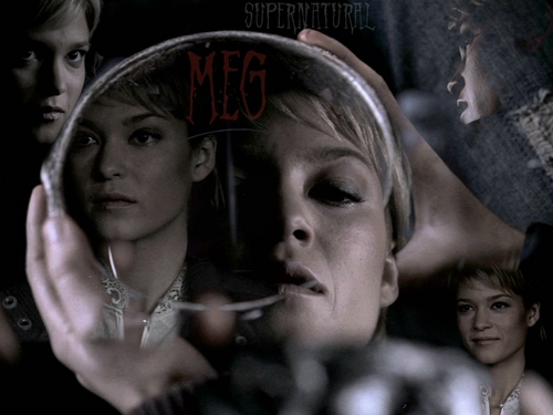 Meg in Scarecrow