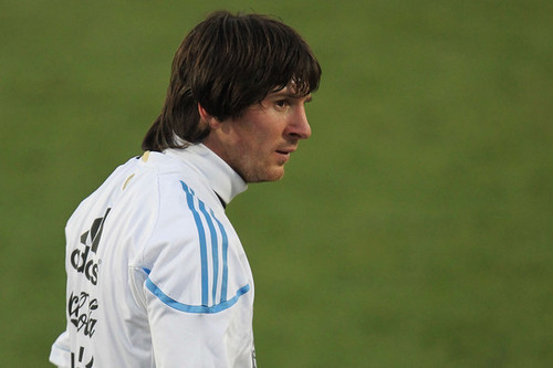 Messi - 2010 FIFA World Cup