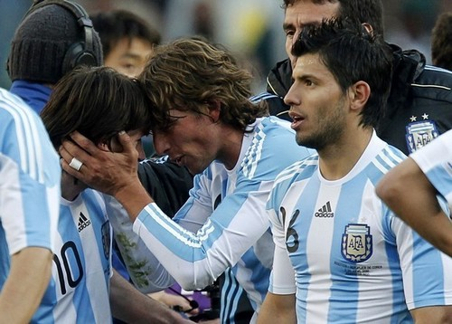 Messi - 2010 FIFA World Cup - vs. South Korea
