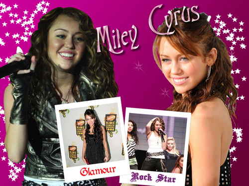 miley cyrus wallpaper entitled Mileyluv...........