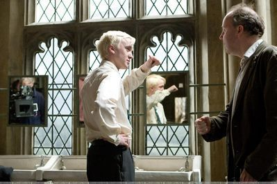 فلمیں & TV > Harry Potter & the Half-Blood Prince (2009) > Behind The Scenes