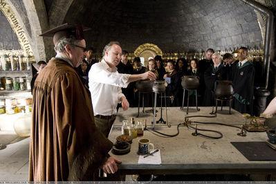 Filem & TV > Harry Potter & the Half-Blood Prince (2009) > Behind The Scenes