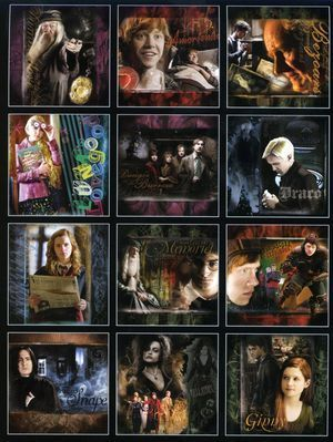 Film & TV > Harry Potter & the Half-Blood Prince (2009) > Merchandise