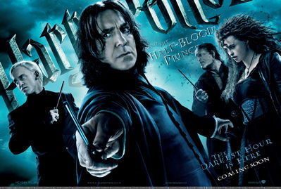 Фильмы & TV > Harry Potter & the Half-Blood Prince (2009) > Posters