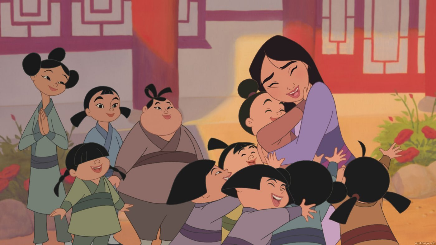 Mulan Disney Princess Movie