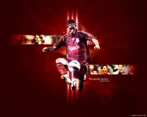 Fernando Torres wallpaper titled Nando