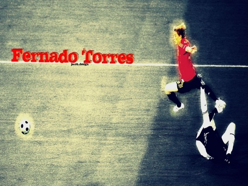 Nando - fernando-torres Wallpaper