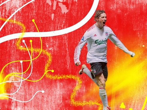 Fernando Torres wallpaper entitled Nando