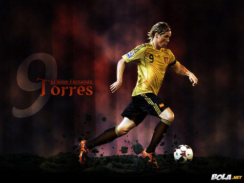 Fernando Torres wallpaper called Nando