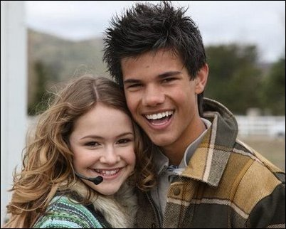 Nessie with Jacob