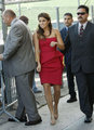 Nikki arriving @ Jimmy Kimmel - twilight-series photo