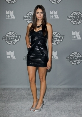 Nina @ Much Muzik Video Awards 2010