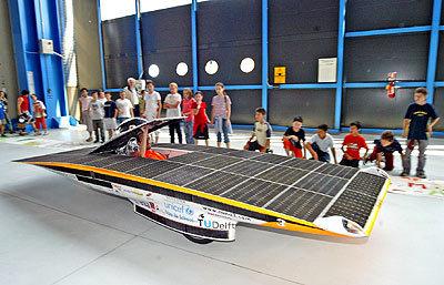 Nuna Solar Car