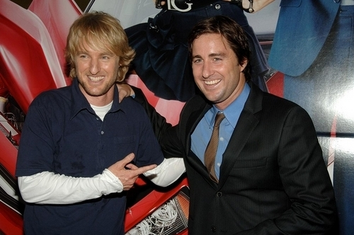 Wilson Brothers wallpaper titled Owen and Luke Wilson