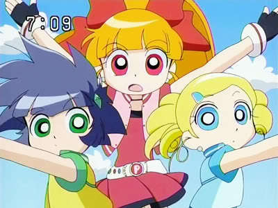 powerpuff girls Z پیپر وال titled PPGZ