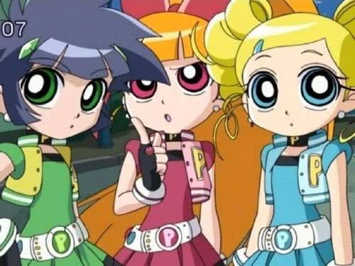 powerpuff girls Z wallpaper titled PPGZ