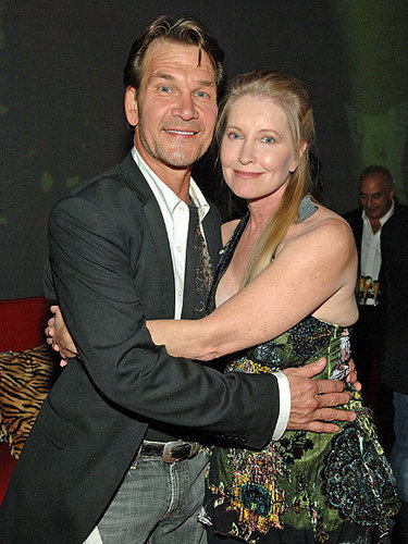 Patrick Swayze and his wife Lisa - patrick-swayze Photo