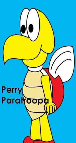 Perry paratroopa