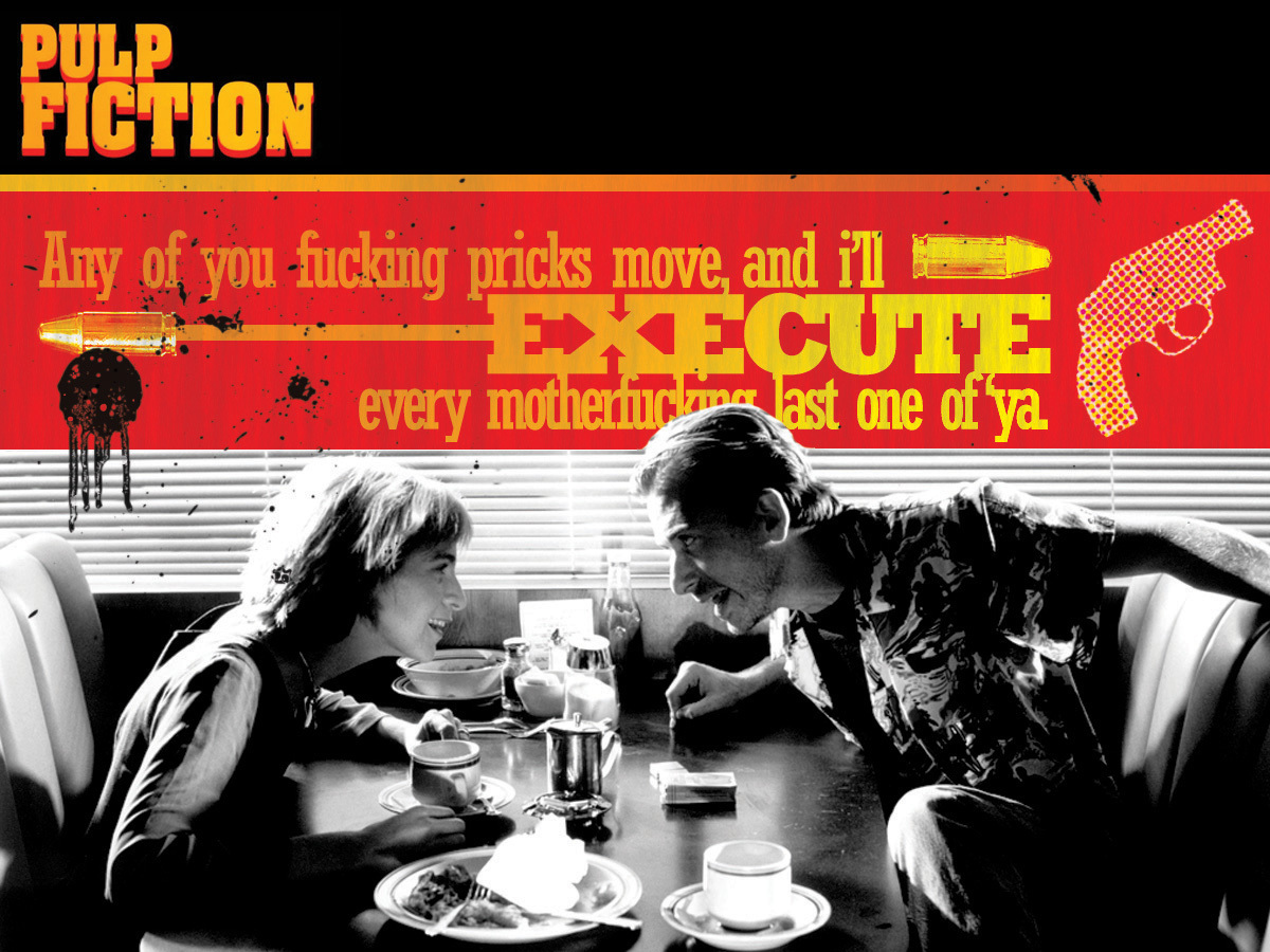 Bible Verse And Image Pulp Fiction Wallpaper: Pulp Fiction Quotes Wallpaper. QuotesGram