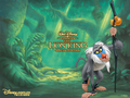 Rafiki - the-lion-king wallpaper