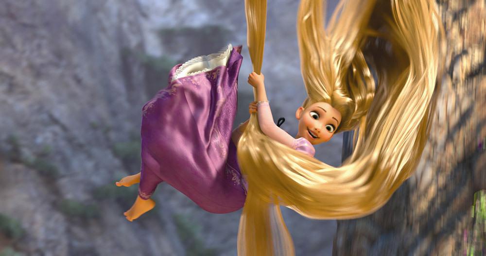 Rapunzel Disney-princess