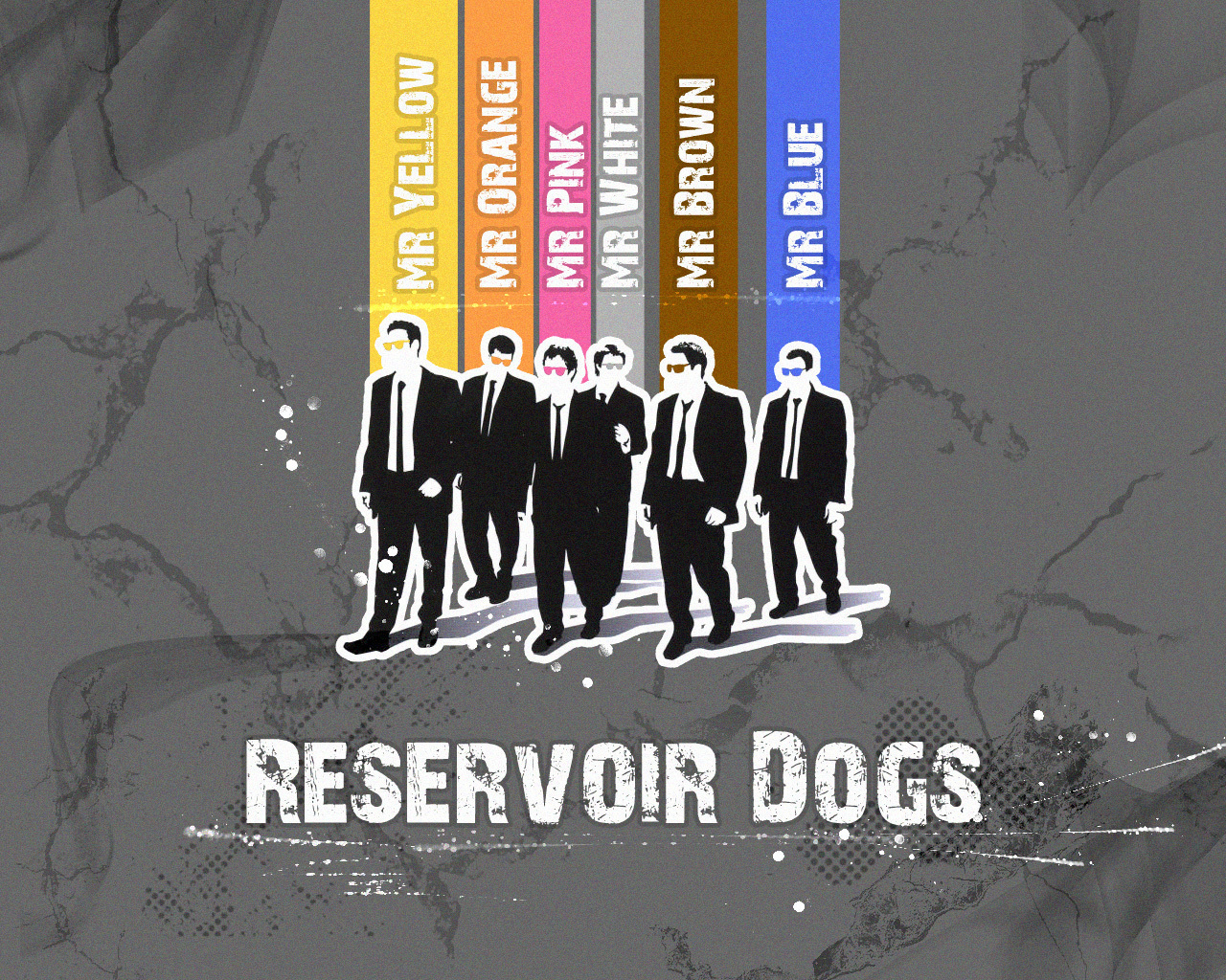 Reservoir Dogs Cast Names