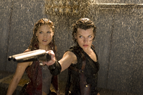 Horror فلمیں پیپر وال entitled Resident Evil: Afterlife