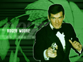 Roger Moore As James Bond - sir-roger-moore wallpaper