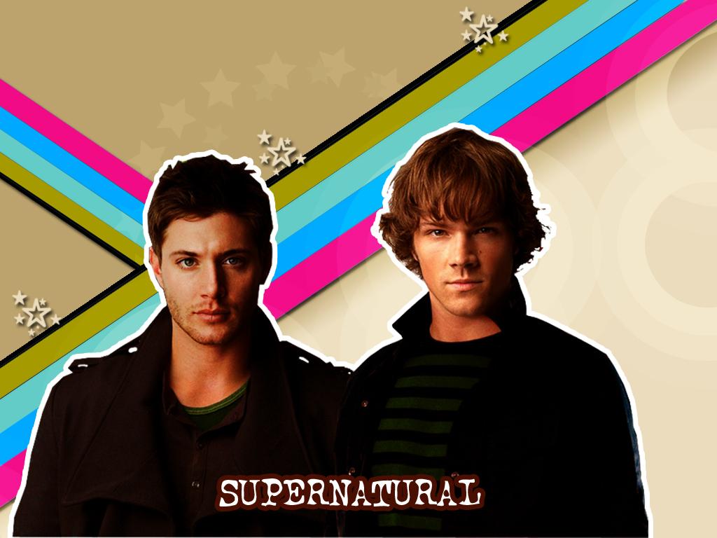 Supernatural NEW Hintergrund