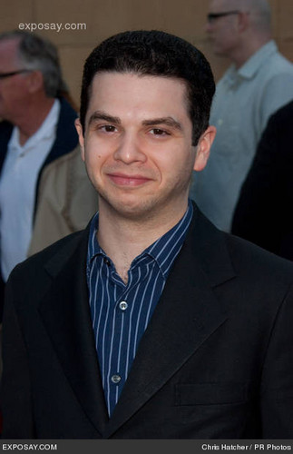 Samm @ The Hurt Locker Premiere - 2009