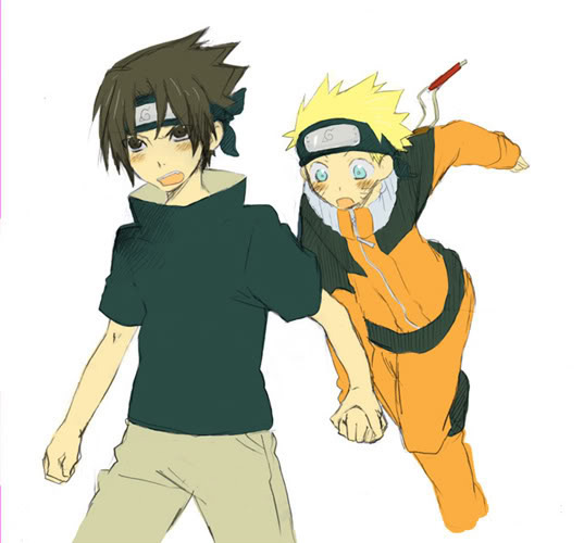 N Naruto - SasuNaru Fan Art (40582084) - Fanpop