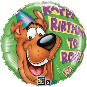 dustfingerlover Hintergrund called Scooby Doo