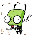 Secret Agent Girrrrrrrrrr - gir fan art