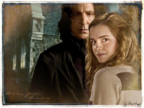 Severus/Hermione