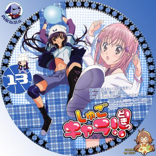 Shugo Chara!! Doki DVD 13