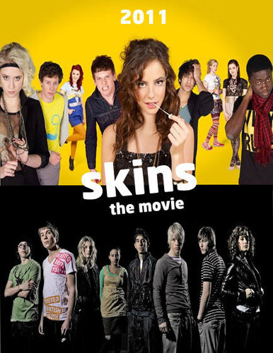 Skins Hintergrund entitled Skins the movie Von jojow53