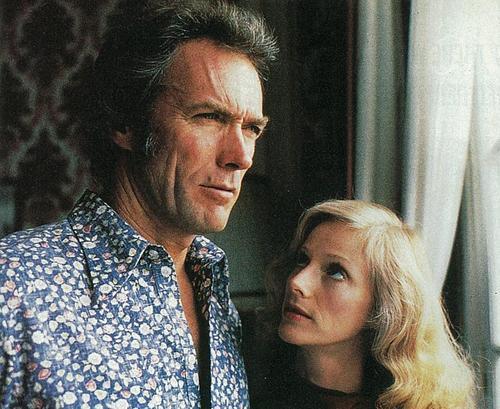 Sondra Locke & Clint Eastwood