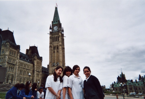 Sonia and her Friends at ottawa