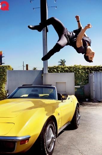 Taylor Lautner: GQ Stud